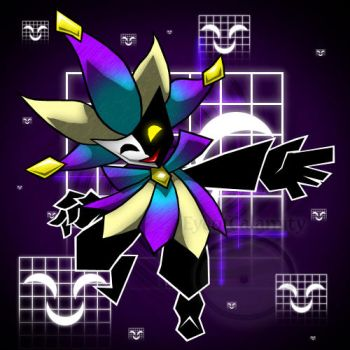 Dimentio by Machaphasesix