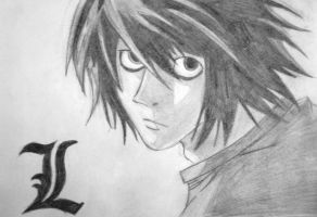 L. Lawliet by Betelgeuse7