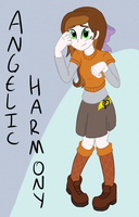 Angelic Harmony [REQUEST] by catlover1672