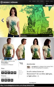 PARADISO now available at DBH by myargie22