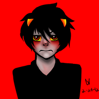 More Karkat by hotstriderass