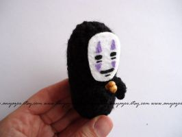 No Face Amigurumi by AnyaZoe