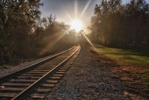 Rail road by arnaudperret
