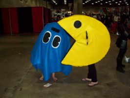 PACMAN by Howlingstar89