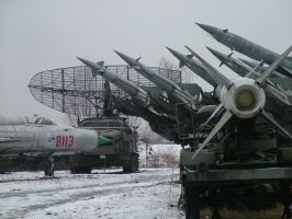 Missiles by g4t4eva