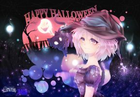 Happy Halloween 14 by Mallemagic