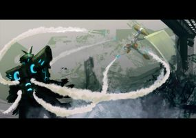 QDF - wk3 - Mech War by failstarforever