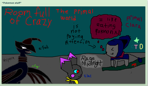Iscribble: The Primal World by LadyDelaisol
