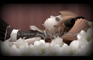 . Funeral For Isabelle . by Jynxed-Art