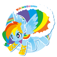 Rainbowdash by inano2009