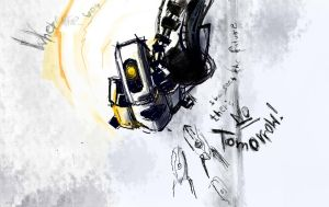 glados by EnergonEater