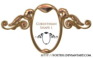 Corinthian Shape 1 by madcoffee