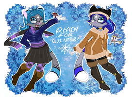 Ready For Winter by CaramelKitt