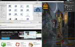 Pantheon Desktop- Ubuntu 11.04 by 3duard