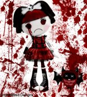 Gothic LaLaLoopsy by UnstabilizedDesigns