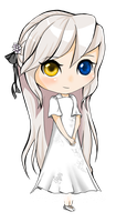 Request: Chibi Binita by Mimimoma