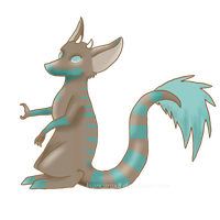 Forest Dragon Adoptable CLOSED by Torotix