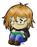 Chibi Me devid by kungfudemoness