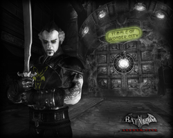 Ra's al Ghul by BatmanInc