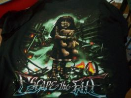 Escape The Fate Shirt by A7XFan666