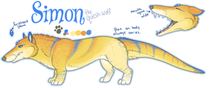 its a simon by sotee