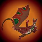 Dragon for MEL by Tigles1Artistry