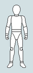 Toku sprite temple - Male (Buff) by Malunis