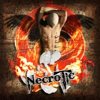 Necrotic cover by AnaKarniolska