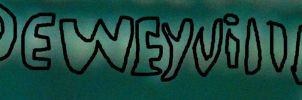 Deweyville sign by Sonic-Lover9