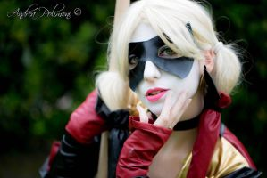 Harley Quinn Cosplay from Injustice #2 by SerenityMoonCosplay