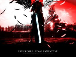 Final Fantasy VII Crisis Core by HolloW-Darklight