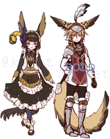 FANTASY ADOPT BATCH 2 CLOSED by Kaiet