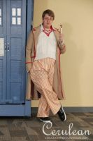 Doctor Who Photoshoot: The fifth Doctor by StrangeStuffStudios