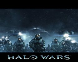 Halo Wars Wallpaper by 2ndKrueger