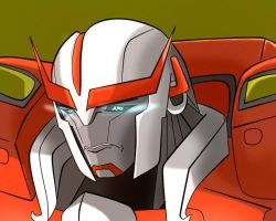 Ratchet by arceeenergon
