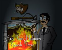Ask Van Helsock: Episode 3 by Luke-the-F0x