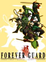Forever Guard Poster by molepunch