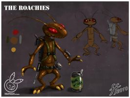 The Roachies by 14-bis