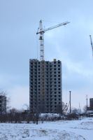 High-Rise Construction 10 by ManicHysteriaStock