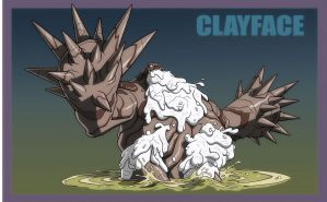 YOUNG JUSTICE: INVASION: CLAYFACE by Jerome-K-Moore
