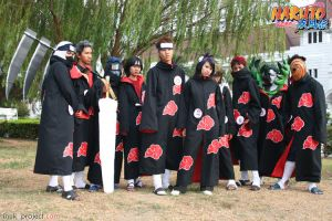 Akatsuki Full Team 2 by narutimate