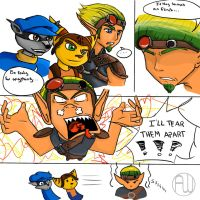 Oh Jak... by Ashliewoo