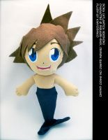 Plush - Atlantica Sora by KimYoshiko