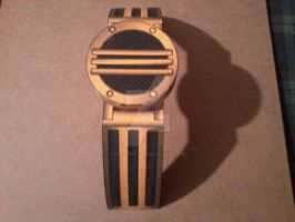 Wrist Communicator PaperCraft by SuperVegeta71290