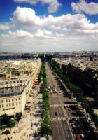 A view of Paris by gee231205