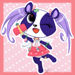 MAGICAL PANDA Penny MIIng by TickleMeFrosty