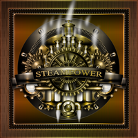 Another Steam Machine by IllustratorG