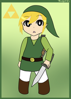 Toon Link by Thongchan