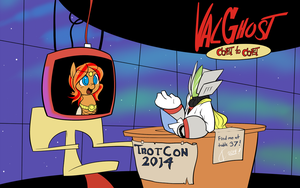 Valghost: Coast to Coast: TrotCon 2014! by Dreatos