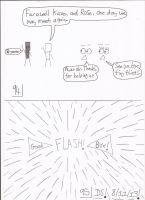 Changes 3: Starring Kaven and Rose - 94,95 by DazzyDrawingN2